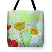 Holland Tulip Festival II Tote Bag