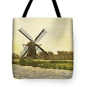 Holland - Windmill Tote Bag