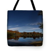 Hollecker Night Tote Bag