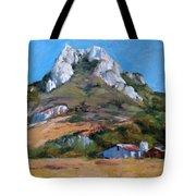 Hollister Peak Tote Bag