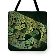 Hollow World W Forest Moon Tote Bag