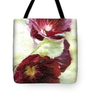 Holly Hock 1d Tote Bag