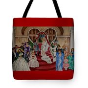 Hollywood Legends Tote Bag