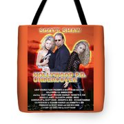 Hollywood P.d. Undercover Tote Bag