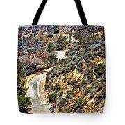 Hollywood Sign / Hollywood Hills Tote Bag
