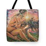 Holy Beloved Tote Bag
