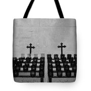Holy Candles.... Tote Bag