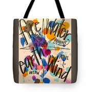 Holy Everywhere Tote Bag