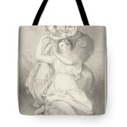 Holy Family, From Michelangelo Tote Bag