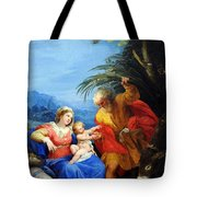 Holy Family Tote Bag