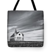 Holy Field Tote Bag