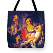 Holy Fruits Tote Bag
