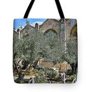 Holy Gardens Tote Bag