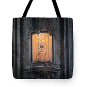Holy Grail Valencia Spain Tote Bag