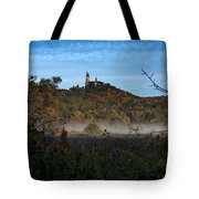 Holy Hill In Fall Tote Bag