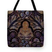 Holy In Peace And Acryl Tote Bag