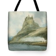 Holy Island Tote Bag