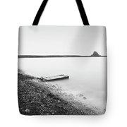 Holy Island - Minimalism Tote Bag