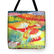 Holy Journey Tote Bag