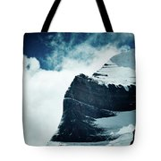 Holy Kailas West Slop Himalayas Tibet Artmif.lv Tote Bag