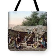 Holy Land: Bedouin Camp Tote Bag