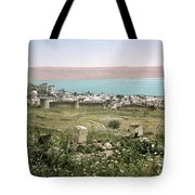 Holy Land: Tiberias Tote Bag