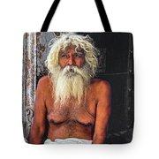 Holy Man 2 Tote Bag