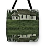Holy Pond Tote Bag
