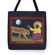 Holy Sadhu Sundar Singh 189 Tote Bag