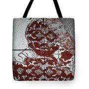 Holy Spirit - Plaque Tote Bag