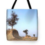 Holy Trees Tote Bag