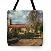 Holy Trinity Church Cookham Tote Bag