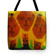 Holy Trinity Tote Bag