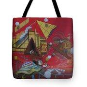 Holy Trinity Tote Bag