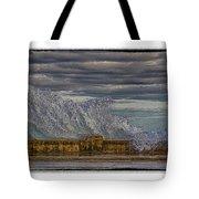 Homage To Hokusai Tote Bag