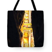 Homage To Petra Tote Bag