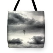 Homage To Stieglitz #3 Jellyfish Tote Bag