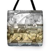 Homage To The Gernikara Tote Bag