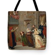 Home After Victory  Tote Bag