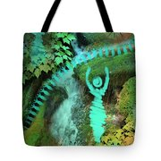 Home Awaits Me Tote Bag