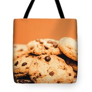 Home Baked Chocolate Biscuits Tote Bag