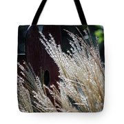 Home Behind The Grass Tote Bag