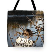 Home By Water For Wrent Cheep Tote Bag