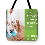 Home Care Medical Services Tote Bag