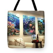 Home Decorations Tote Bag