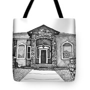 Home Front Tote Bag