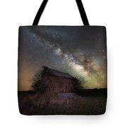 Home Grown Milky Way  Tote Bag