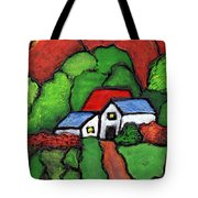 Home In The Country Tote Bag