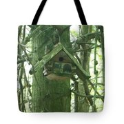 Home In The Heartland Tote Bag
