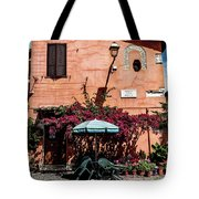 Home In The Piazza Tote Bag
